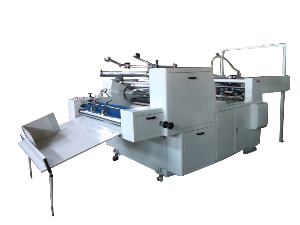 GT-1040 Fully Automatic Laminator