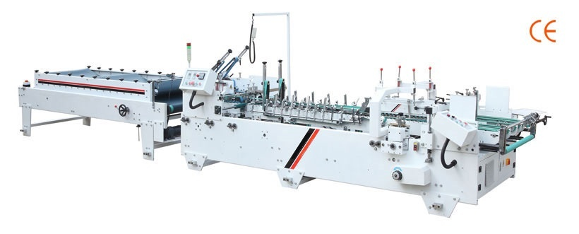 GTHB Fully Automatic Corrugated Paper Folder Gluer