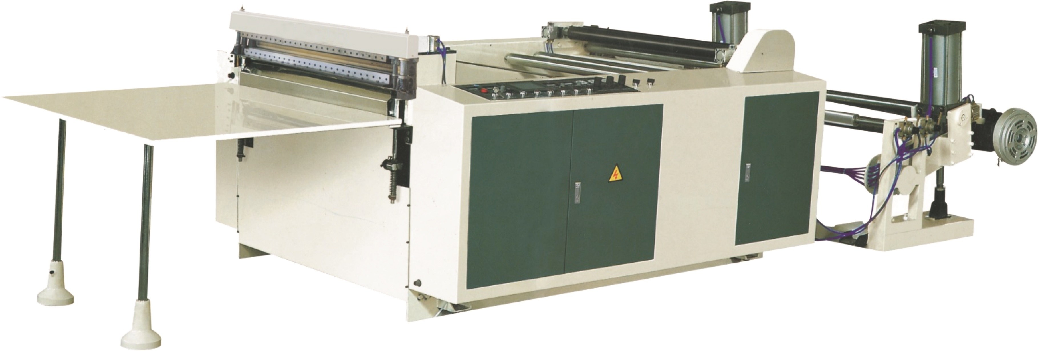 EHQ-C800/C1100/C1300/C1600 Cross Cutting Machine