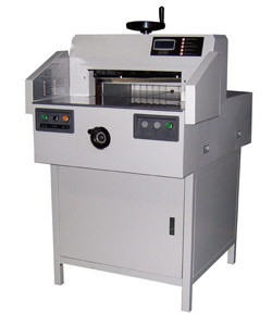 GT-520A Electric Paper Cutting Machine