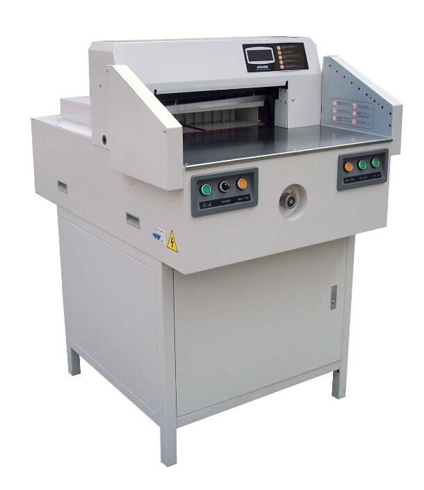 GT-520H Electric Paper Cutting Machine