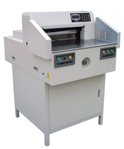 GT-670H Electric Paper Cutting Machine