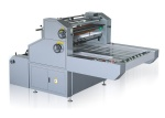 SFM-750/1000/1200 Manual Water-base Laminator