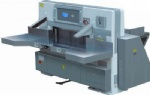 QZYX1300D Digital Display Double Hydraulic Double Guide Paper Cutting Machine
